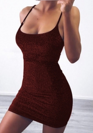 2020 Styles Women Sexy Velvet Strap Club Dress